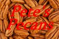 Pete's Pecans - Support Catholic Education